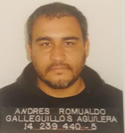 ANDRES ROMUALDO GALLEGUILLOS AGUILERA